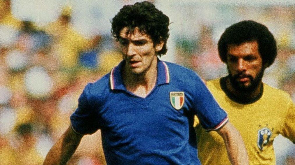 Paulo Rossi, hero of 1982 Italian World Cup champions, dies at 64