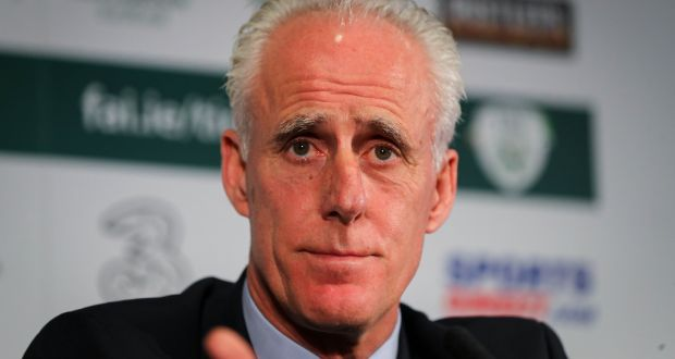Mick McCarthy sacked by Cypriot club after just two months in charge