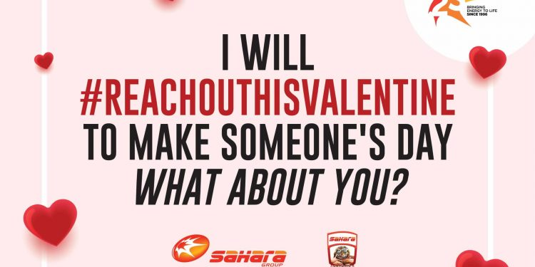 COVID-19: Sahara Group urges global action with #Reachoutthisvalentine campaign