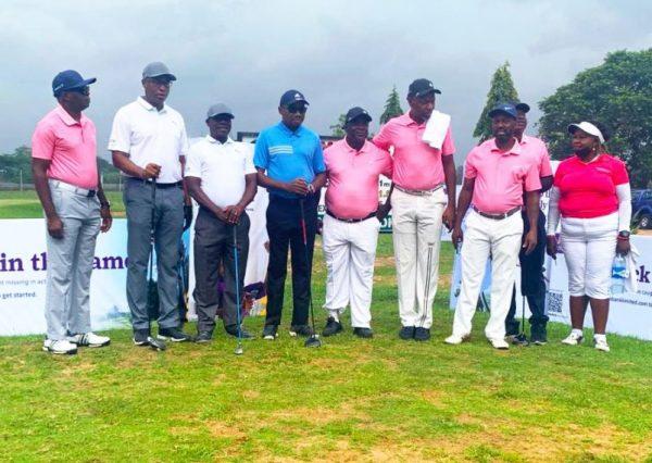 Inter-Club Golf match: Arsenal Golf Club hosts Ikoyi Club 1938 -