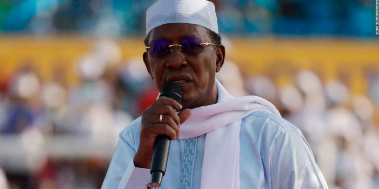Breaking: Son of killed Chad president to take over as military head