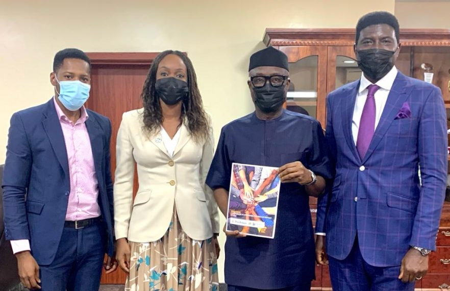 Sustainability: CSR-in- Action receives minister's endorsement for report -