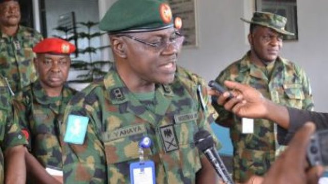 COAS promises wounded Soldiers adequate medical attention -