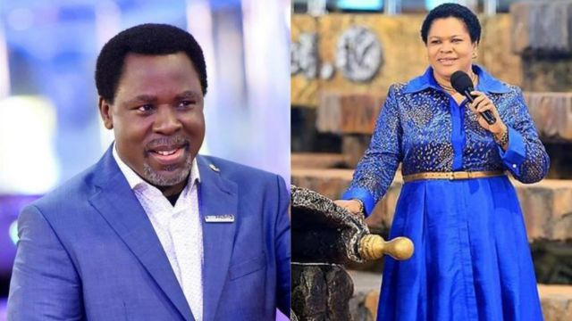How I met and married TB Joshua — Wife, Evelyn -