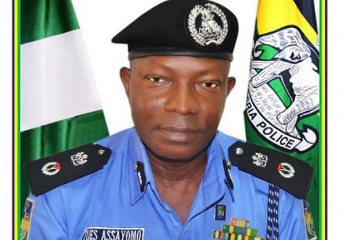 New Kwara Commissioner of Police assumes office -
