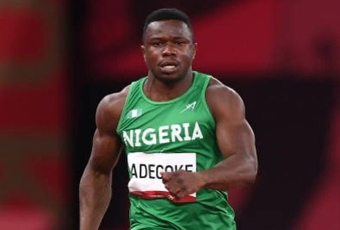 Adegoke fails in men's 100m final to compound Nigeria's Tokyo Olympics woes  -