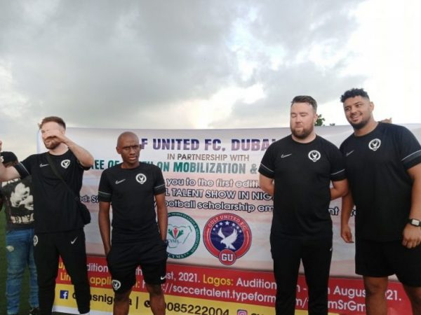 Football: 120 Nigerian youths to benefit from international scholarship -