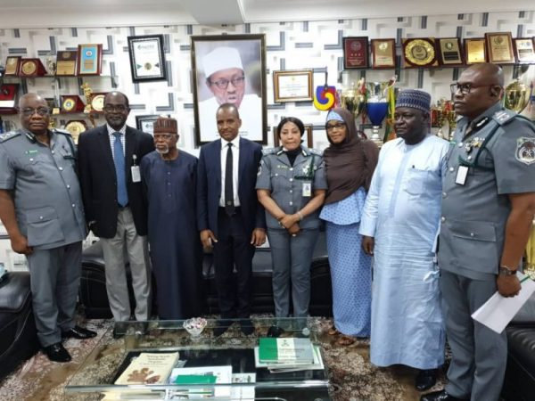 NIMASA, Customs agree modalities on fast delivery of Deep Blue project  assets -