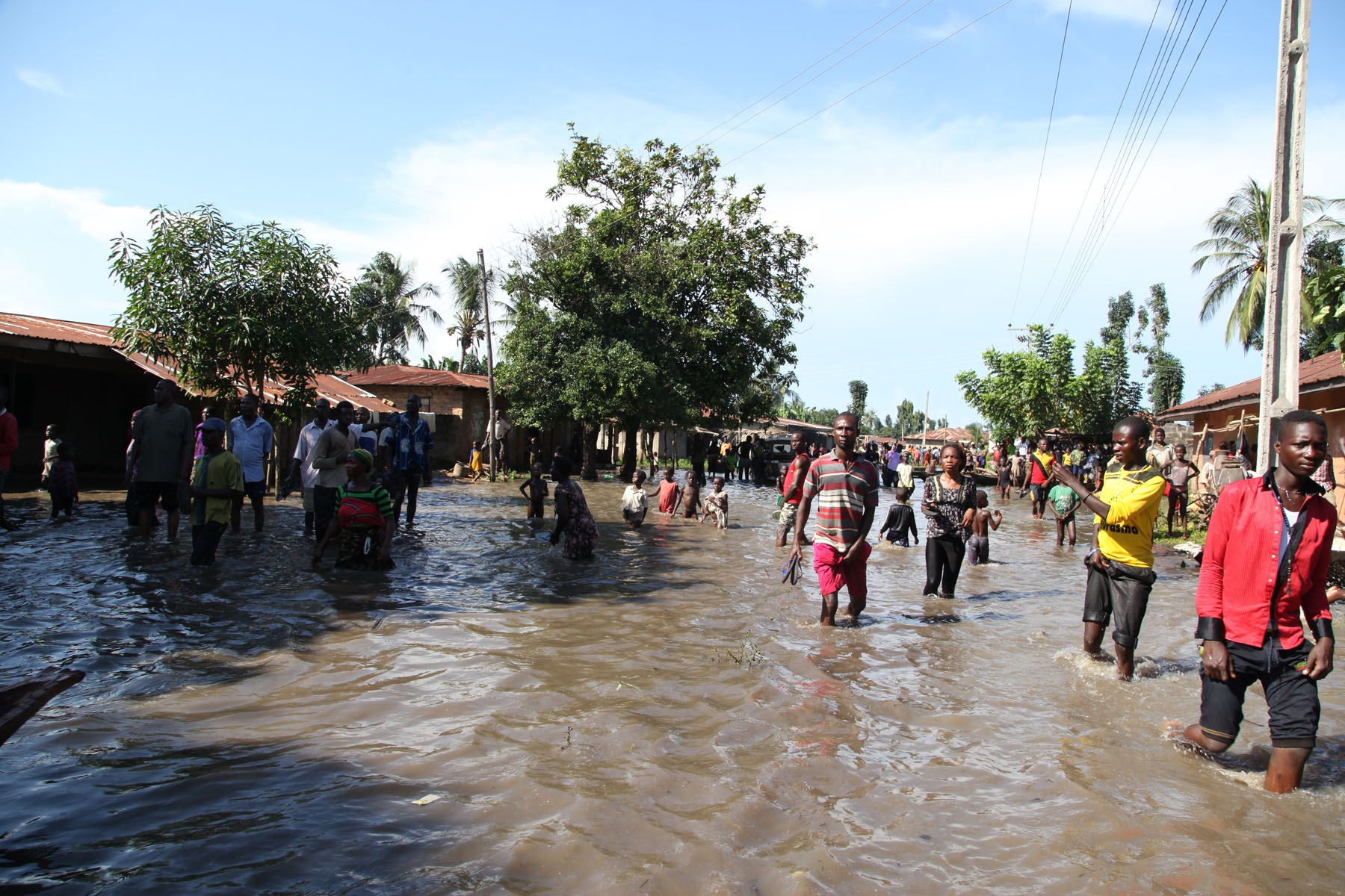 Image result for flood victims in kebbi state