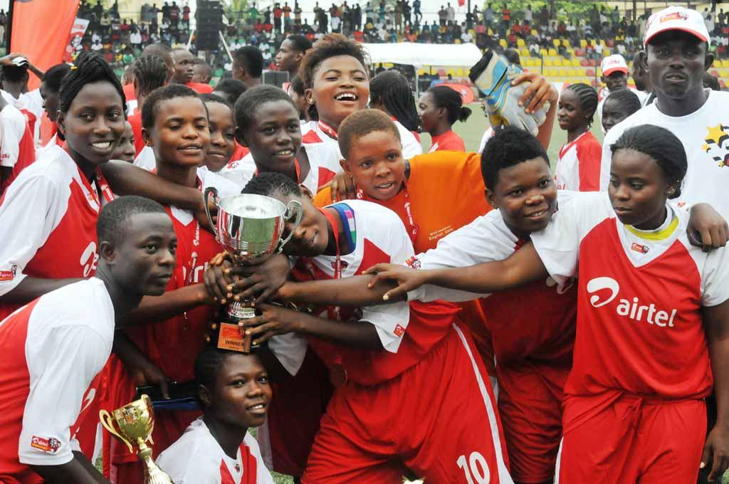 Nationwide registration for Airtel U-17 soccer tournament begins